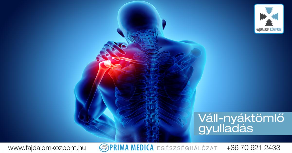 a nyaki és a vállízület tünetei)