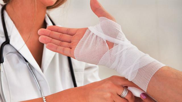 a csuklóízület deformáló artrózisának kezelése)
