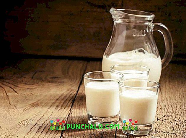 kezelje az ízületeket tejjel)