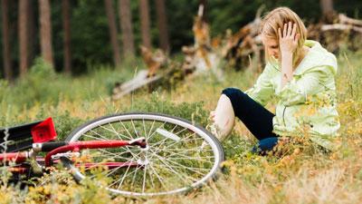 egy kerékpár, hogyan gyógyítja az ízületeket
