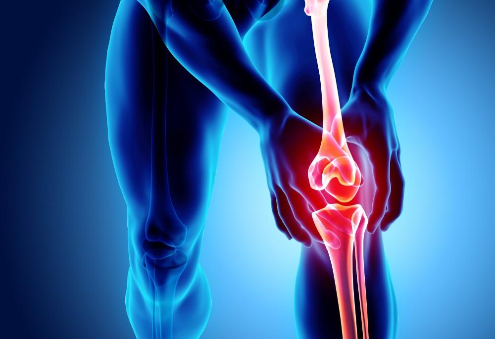 a térdízület kezelésének artrózisának mértéke hajlító fájdalom a térd felett