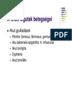 csípőízületi gyulladás 1. fokozatú kezelési áttekintése)