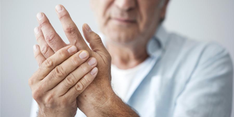 az ujjak ízületei megnövelték a kezelést