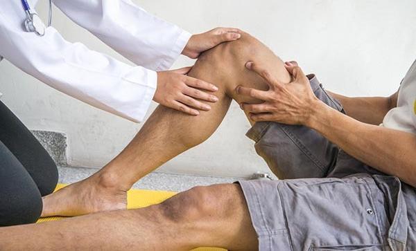 Tippek a térdfájdalom enyhítésére