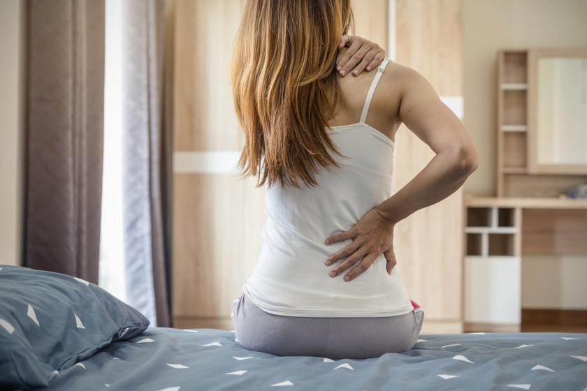 gyógyítja a hátfájást