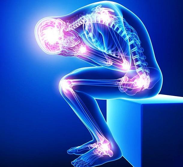 ízületi fájdalom metafizika